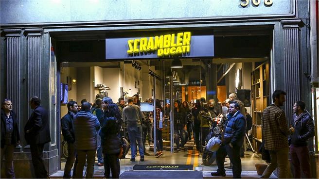 Nuevo Scrambler Camp en Barcelona