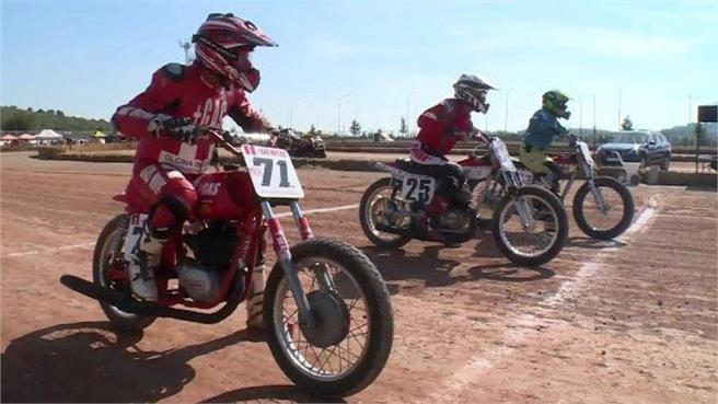 II Dirt Track Rookies: Derrapa si puedes