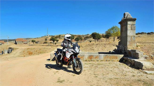 Ruta Trail. Por Ávila