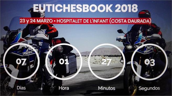 Ruta EutichesBook 2018: El 24 de Marzo