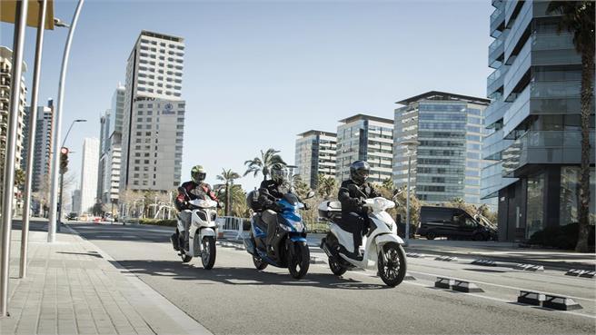 Scooters 125 rueda alta económicos