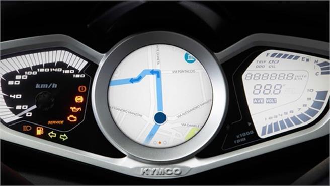 Noodoe Navigation de Kymco