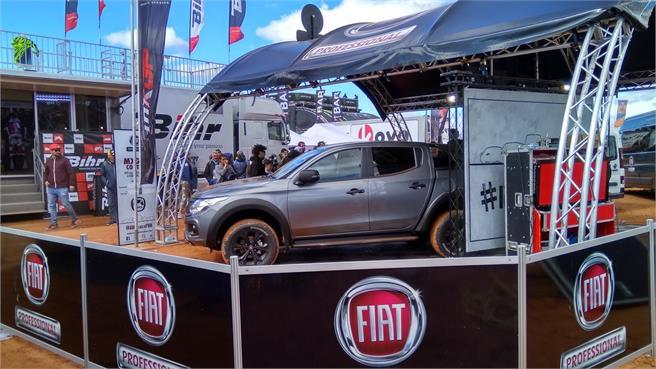 MXGP de la Comunitat Valenciana con Fiat
