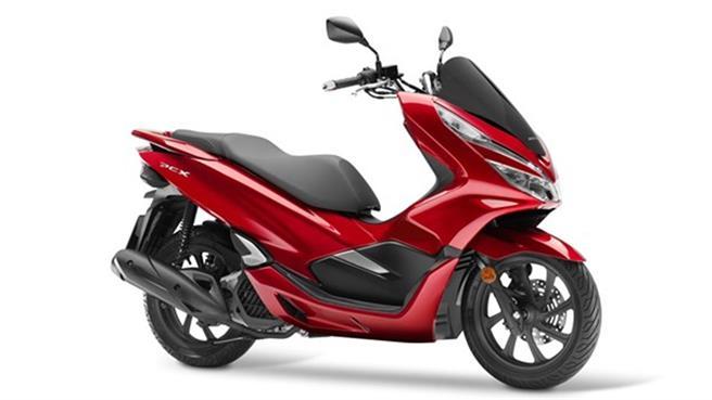 Honda PCX 125 2018: Calidad superior