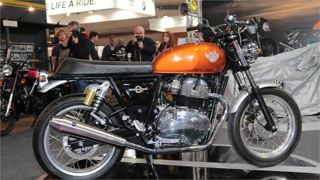 Salón Vive La Moto: 100% pasión