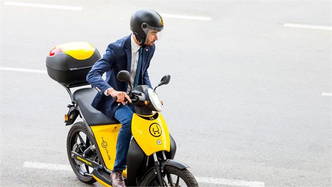 Muving: Un año de Motosharing en España