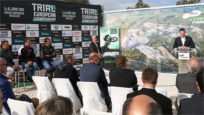 Circuit Parcmotor Castellolí 2018