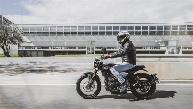 Motos neo-clásicas 125: Moto hipster