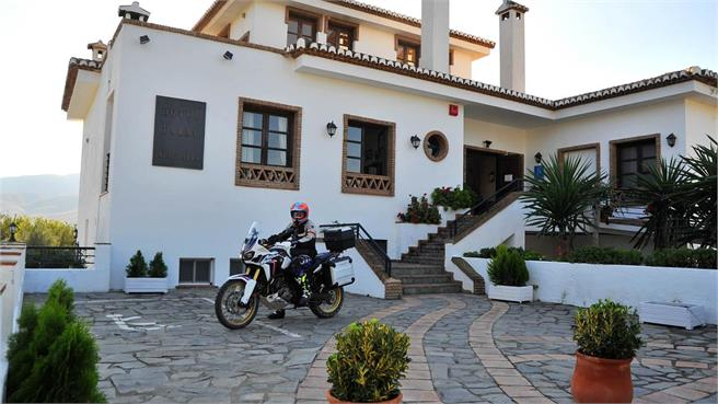 6ª Ruta Trail. Por Granada