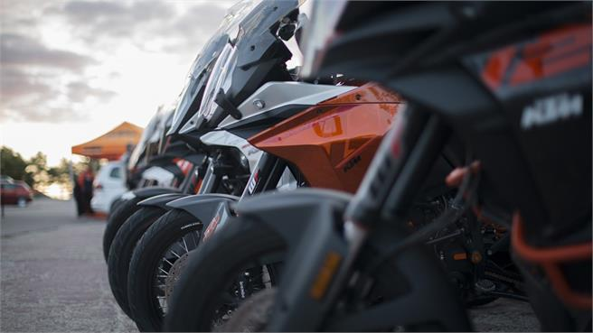 Reunión anual KTM Adventure 2018