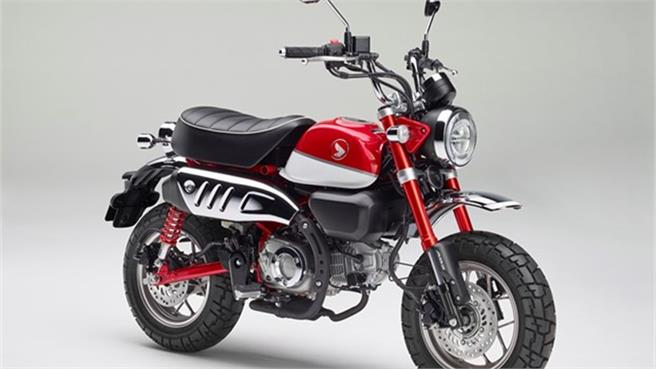 Honda Monkey 125: ¡Llegará a España!