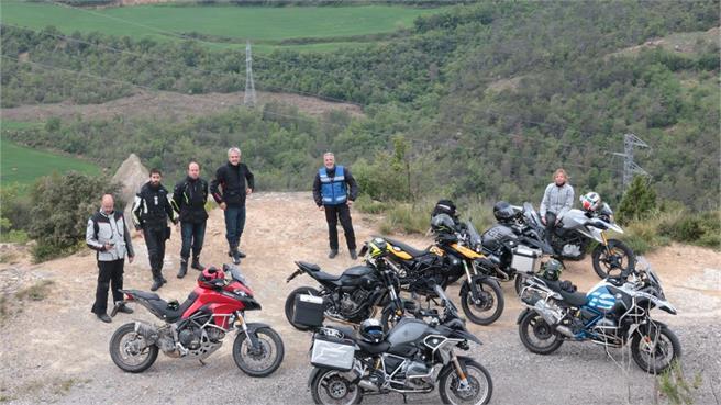 1º Bassella Trail Camp: Renace el trail