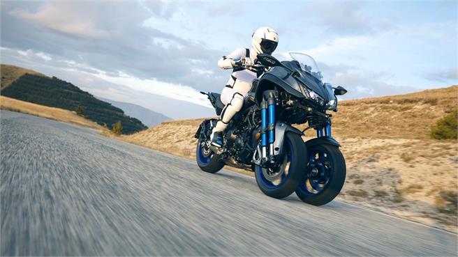 Yamaha Niken: ¡Ya a la venta!