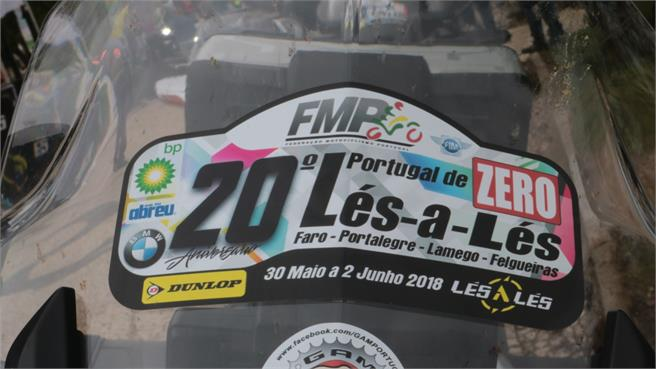 20º Les-A-Les 2018: De Faro a Felgueiras