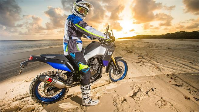 Yamaha Ténéré 700 World Raid 2018