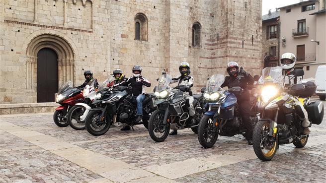 Moturismo y Ara Lleida: Rutas de turismo