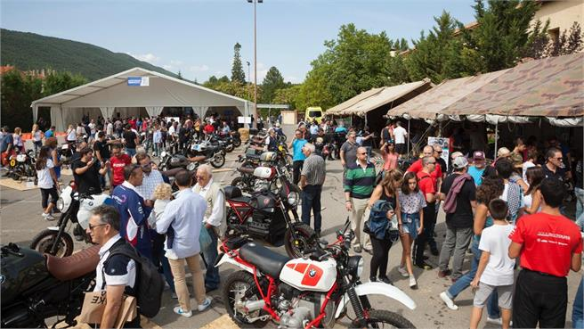 BMW Motorrad Days Sabiñánigo 2019