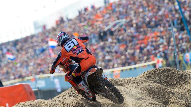 Jorge Prado Campeón del Mundo de MX2