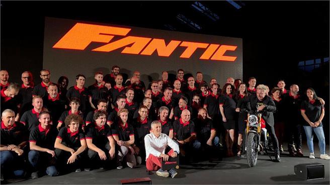 50 Aniversario de Fantic Motor
