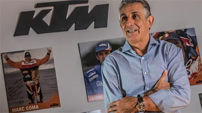 Marc Coma General Manager de KTM