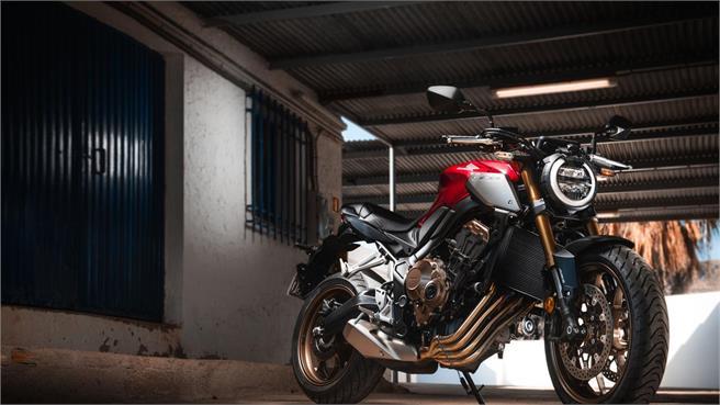Honda CB 650 R/CBR 650 R 2019