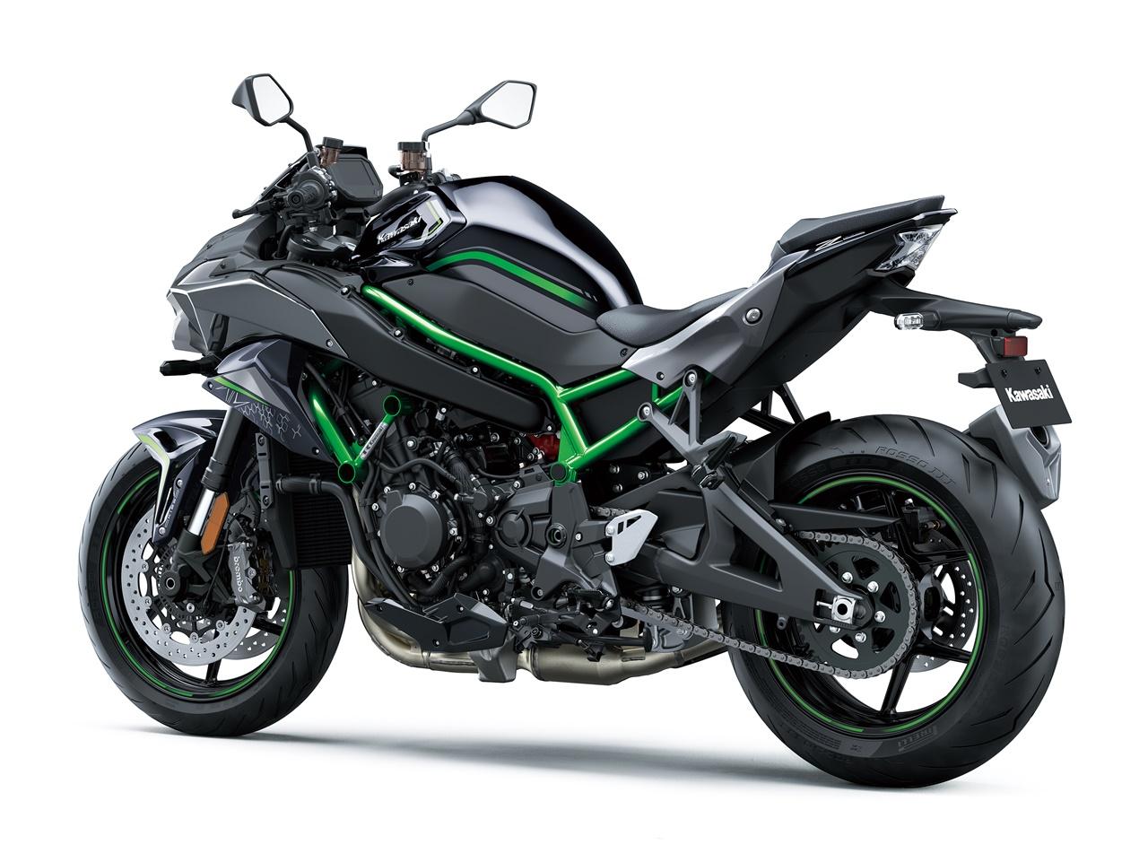 Kawasaki Z H2 2020: Hypernaked a la máxima potencia - foto 9