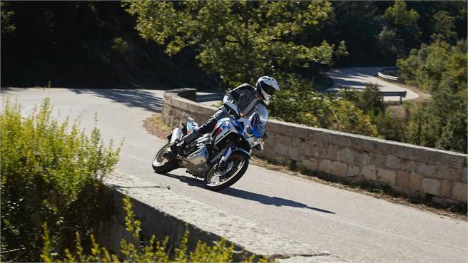 Honda Africa Twin: Auténtica TT