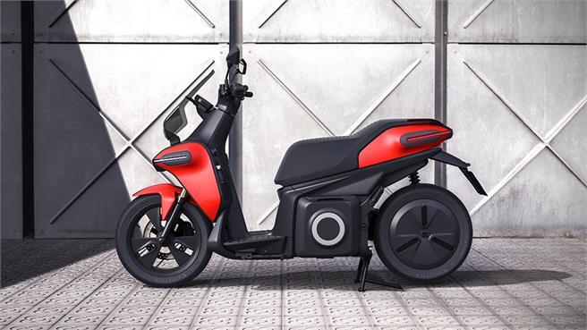 SEAT e-Scooter: Eléctrico 100x100
