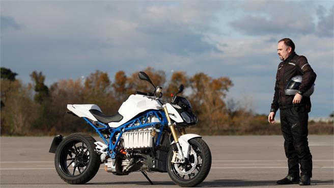 Tecnología futura de BMW