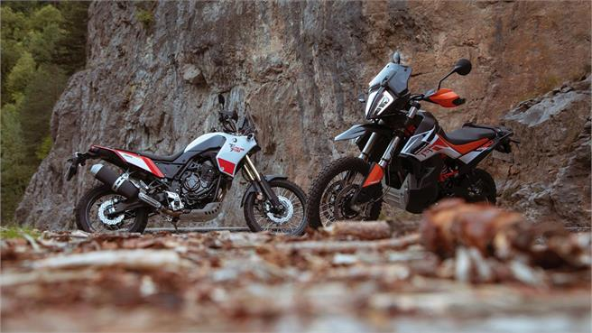 KTM 790 Adventure R vs. Yamaha Ténéré 700