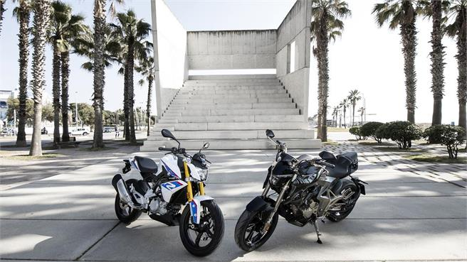 BMW G 310 R vs Zontes R-310