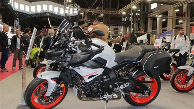 Éxito del Salón Vive la Moto