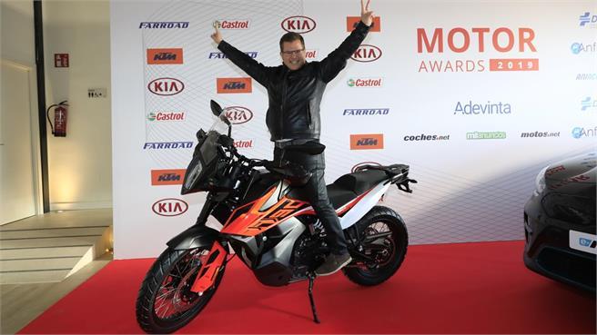 Ducati Panigale V4, Mejor Moto del año