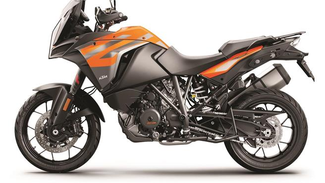 Orange Days KTM: Prueba la 790 Adventure