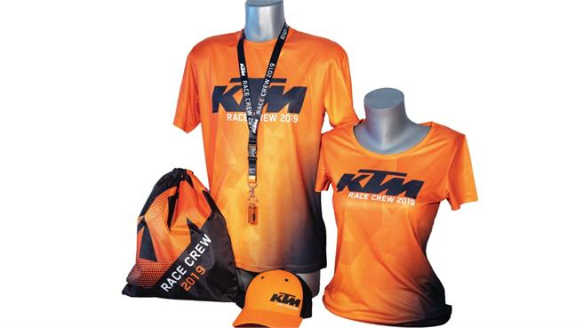 KTM Fan Packages 2019