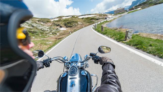 Sobre ruedas: Grand Tour of Switzerland