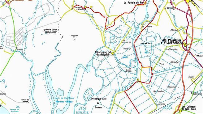 10ª Ruta Trail: Desde Lebrija