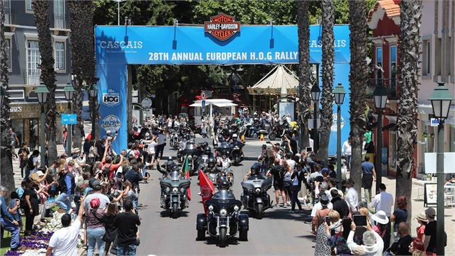 28ª edición del European H.O.G. Rally