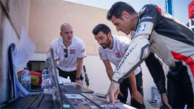 3H Endurance Race Monlau Repsol