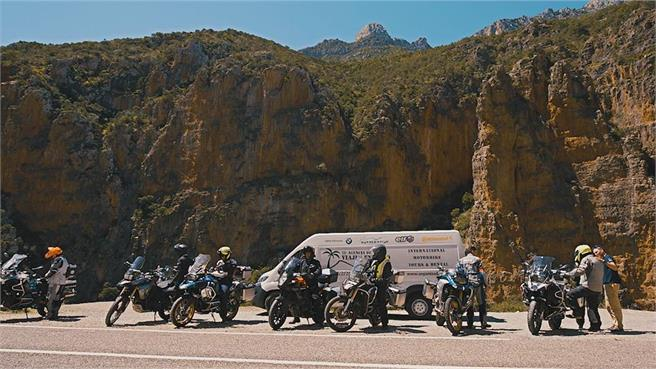 BMW F 850 GS Adventure: 1º parte