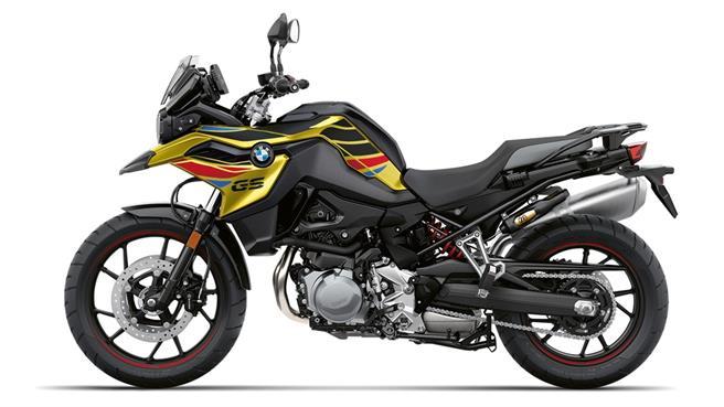 Set de adhesivos de BMW Motorrad