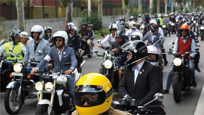 The Distinguished Gentleman's Ride 2019