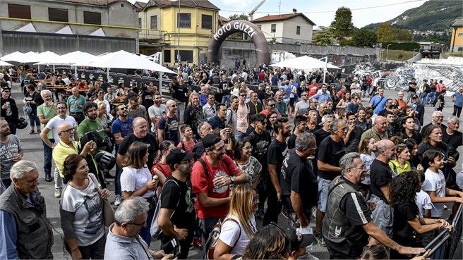 Moto Guzzi Open House 2019