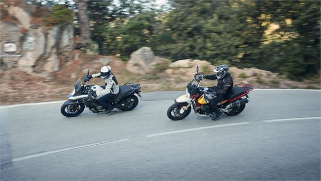 Las mejores pruebas y comparativos de Motos Trail