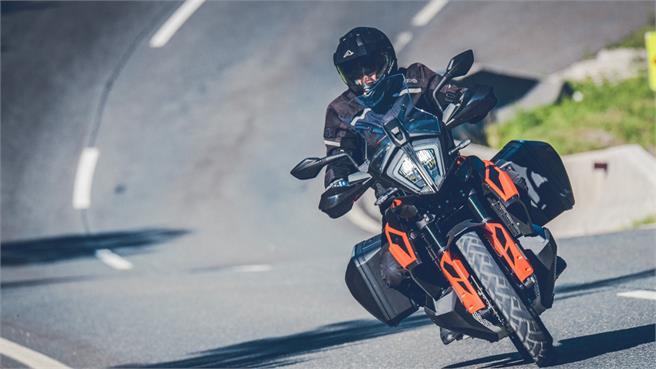 KTM Motohall y The Austrian Adventure