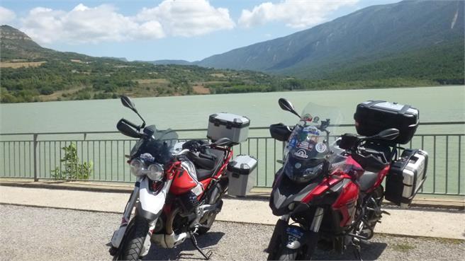 Moturisme/Ara Lleida: 10 rutas en moto