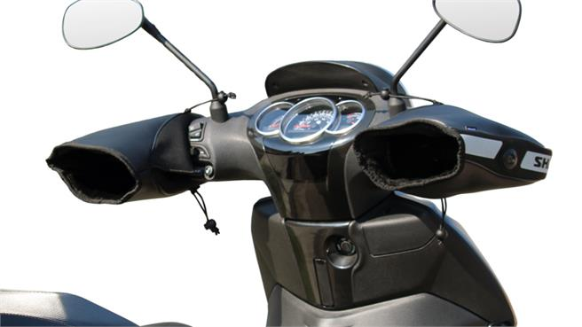Manoplas para moto SHAD