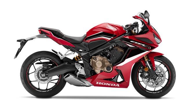 Nuevas Honda CB650R y Honda CBR650R 2021
