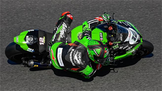 Forés, octavo en el final de temporada de superbike en Estoril