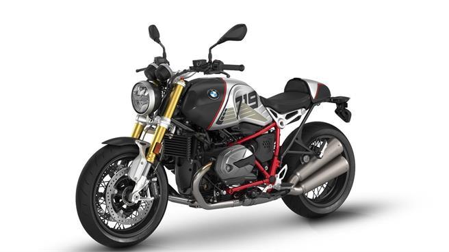 Familia BMW R nineT 2021